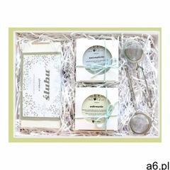 Zestaw prezentowy na ślub ślubne życzenia. zestaw 20 saszetek - 20x 10g z kawą mieloną o różnych sma - ogłoszenia A6.pl