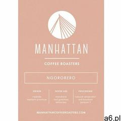Manhattan coffee - rwanda ngororero- 250g marki Manhattan coffee roasters - ogłoszenia A6.pl