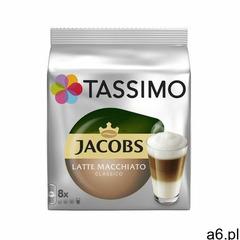 Tassimo Jacobs Latte Macchiato Classico - 8 sztuk - ogłoszenia A6.pl