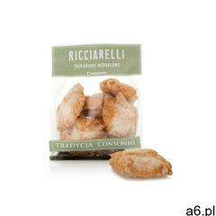 Consonni - ciasteczka włoskie ricciarelli 100g - ogłoszenia A6.pl
