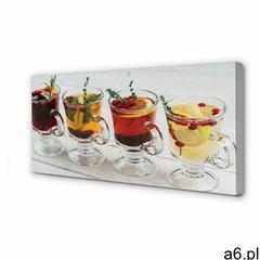Obrazy na płótnie herbata zimowa zioła owoce marki Tulup.pl - ogłoszenia A6.pl