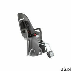 Hamax Fotelik rowerowy dla dziecka zenith relax do ramy szaro-czarny (7029775530515) - ogłoszenia A6.pl