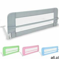 Osłona zabezpieczająca łóżko barierka 100/150 cm marki Infantastic - ogłoszenia A6.pl