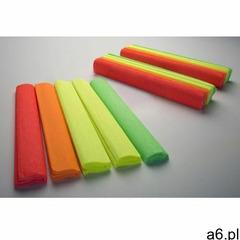 Bibuła marszczona krepa krepina Happy Color 25x200cm - fluo żółty 5 rolek (5905130005114) - ogłoszenia A6.pl