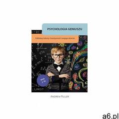 """Książka """"Psychologia geniuszu."""" 5Y36GM - ogłoszenia A6.pl"""