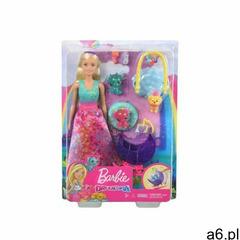 - baśniowe przedszkole 3y39eq marki Barbie - ogłoszenia A6.pl