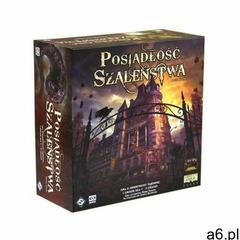 Galakta Posiadłość szaleństwa 2 edycja (5902259202639) - ogłoszenia A6.pl