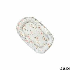 Kokon niemowlęcy w kwiaty 6o39fj marki Amumu - ogłoszenia A6.pl