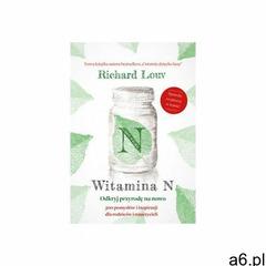 """Mamania Książka """"witamina n"""" 5y36h6 - ogłoszenia A6.pl"""
