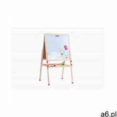 drewniana tablica wysoka z akcesoriami marki Malowany las - ogłoszenia A6.pl