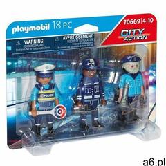 Zestaw figurek City Action 70669 Policjanci - ogłoszenia A6.pl
