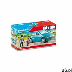 Playmobil Zestaw z figurkami City Life 70285 Tata i dziecko w kabriolecie - ogłoszenia A6.pl