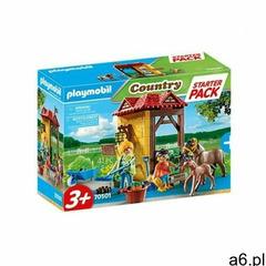 Playmobil zestaw z figurkami country 70501 starter pack stadnina koni (4008789705013) - ogłoszenia A6.pl