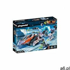 Playmobil Zestaw figurek top agents 702 30 pojazd gąsienicowy (4008789702302) - ogłoszenia A6.pl