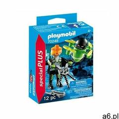 Playmobil figurka special plus 70248 agent z dronem - ogłoszenia A6.pl