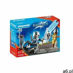 Playmobil zestaw upominkowy rycerz knights 70290 (4008789702906) - ogłoszenia A6.pl