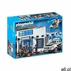 zestw figurek posterunek policji 9372 marki Playmobil - ogłoszenia A6.pl