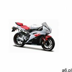 Maisto Model motocykl yamaha yzf-r6 z podstawką 1/18 (5907543772454) - ogłoszenia A6.pl