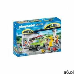 stacja benzynowa marki Playmobil - ogłoszenia A6.pl