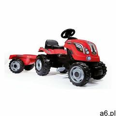 Traktor XL Czerwony, kolor czerwony - ogłoszenia A6.pl