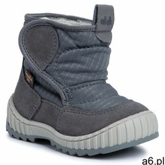 Kozaki FRODDO - G2160045-2 M Grey, kolor szary - ogłoszenia A6.pl