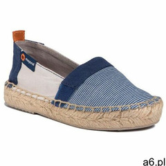 Espadryle MAYORAL - 43.229 Jeans 44, kolor niebieski - ogłoszenia A6.pl