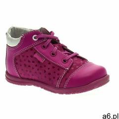 Trzewiki dziecięce Renbut 13-1442 Amarant, kolor różowy - ogłoszenia A6.pl