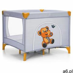 Łóżeczko turystyczne cubo orange marki Moolino - ogłoszenia A6.pl