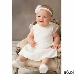 Sukienka niemowlęca do chrztu 6K40CG - ogłoszenia A6.pl