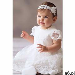 Sukienka niemowlęca do chrztu 6k40cd marki Balumi - ogłoszenia A6.pl