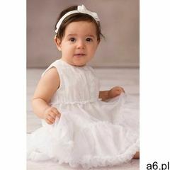 Balumi Sukienka niemowlęca do chrztu 6k40cf - ogłoszenia A6.pl