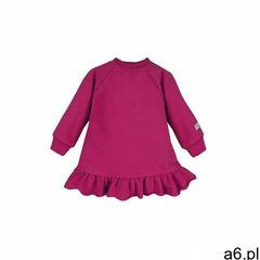 Sukienka dresowa bawełniana 6K40BF - ogłoszenia A6.pl