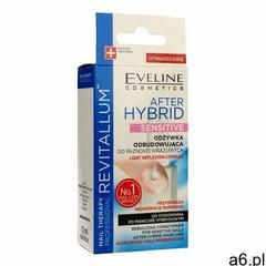 Eveline kolorowka Eveline nail therapy revitallum odżywka do paznokci odbudowująca after hybrid sens - ogłoszenia A6.pl