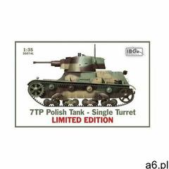 Model do sklejania 7tp polish tank single turret edycja limitowana marki Ibg - ogłoszenia A6.pl