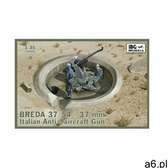 Ibg Model do sklejania breda 37/54-37mm italian aa gun - ogłoszenia A6.pl