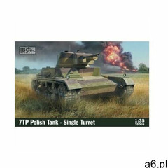 Model do sklejania 7TP Polish Tank Single Turret (5907747901759) - ogłoszenia A6.pl