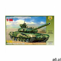 Zvezda Model plastikowy russian main battle tank t-90 - ogłoszenia A6.pl