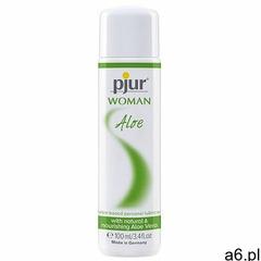 Kobiecy środek nawilżający z aloesem - Pjur Woman Aloe Waterbased 100 ml - ogłoszenia A6.pl