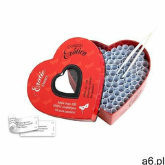 Gra dla par Erotic Heart ENG/ES, Kolor: Assortment, 04 9789088190070 - ogłoszenia A6.pl