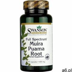 Swanson Muira puama - drzewo potencji - twardy jak nigdy - ogłoszenia A6.pl