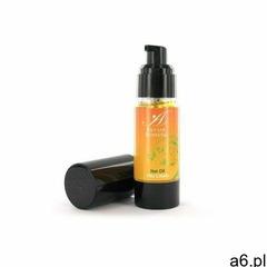 SexShop - Podniecający i rozpalający olejek Hot Oil Pina Colada - online - ogłoszenia A6.pl