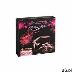Sexshop - smakowity zestaw olejków i pyłków do ciała voulez-vous... - gift box birthday - online mar - ogłoszenia A6.pl