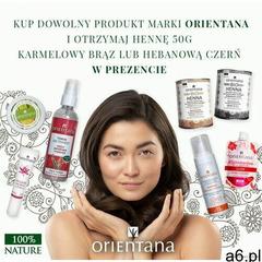 Orientana - Bio henna ORZECH LASKOWY: Rozmiar - 50 g (5902596416966) - ogłoszenia A6.pl