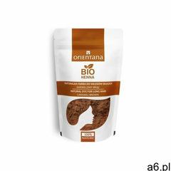 Orientana - bio henna karmelowy brąz: rozmiar - 50 g (5902596416959) - ogłoszenia A6.pl