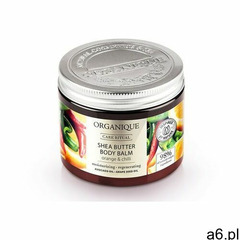 Organique Balsamy i masła do ciała Organique Balsamy i masła do ciała Orange and Chilli #familyCode( - ogłoszenia A6.pl