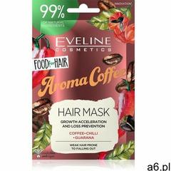 Eveline Food for Hair Aroma Coffee Maska do włosów słabych i łamliwych - regeneracja i wzmocnienie 2 - ogłoszenia A6.pl