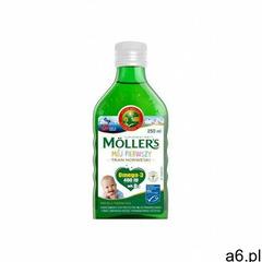 Mollers Mój pierwszy tran 1Y40ND - ogłoszenia A6.pl