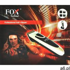 techno bezprzewodowa maszynka z silnikiem przyjaznym środowisku marki Fox - ogłoszenia A6.pl