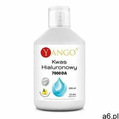 Yango Kwas hialuronowy 7000 da - 500 ml (5907483417224) - ogłoszenia A6.pl