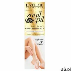 Eveline snail epil 5 min krem do depilacji 125 ml (5901761987256) - ogłoszenia A6.pl